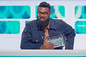 Romesh hosts ALOTO