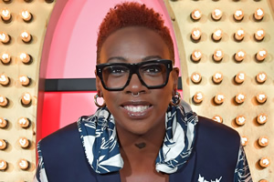 Live At The Apollo. Gina Yashere. Copyright: Open Mike Productions.