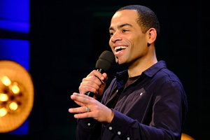 Live From The BBC. Ben Bailey Smith. Copyright: Phil McIntyre Entertainment.