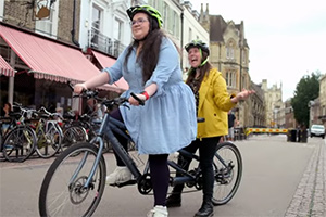 Mission: Accessible - Cambridge