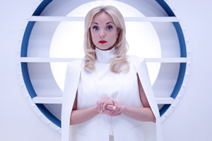 Red Dwarf. Aniter (Helen George).