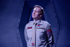 Red Dwarf. Rimmer (Chris Barrie).