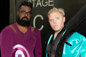 Rob & Romesh's Royal Variety