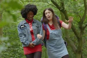 Rosie Tries To Help - The Youth with Sophie Duker