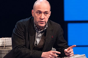 The Russell Howard Hour. Derren Brown. Copyright: Avalon Television.
