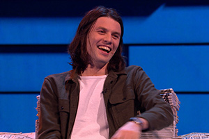 The Russell Howard Hour. James Bay. Copyright: Avalon Television.