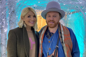 Shopping With Keith Lemon. Image shows from L to R: Holly Willoughby, Leigh Francis.
