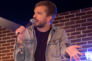 The Stand Up Sketch Show. Iain Stirling.