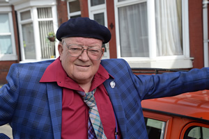 Still Open All Hours. Gastric (Tim Healy). Copyright: BBC.