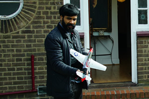 Taskmaster. Paul Chowdhry. Copyright: Avalon Television.
