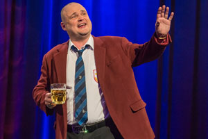 Al Murray to film Christmas special for ITV