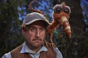 Yonderland. Jim Howick. Copyright: Working Title Films.