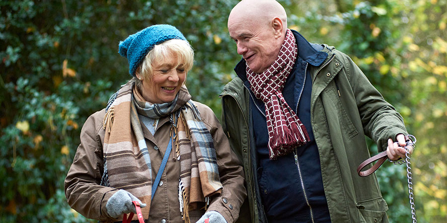 Alison Steadman & Dave Johns star in 23 Walks
