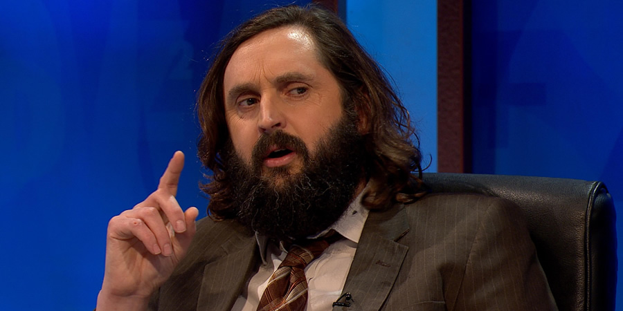 8 Out Of 10 Cats Does Countdown. Joe Wilkinson.