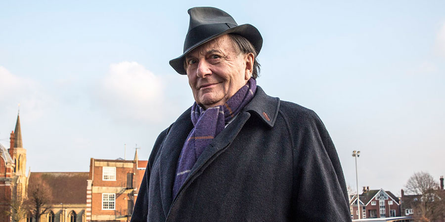 A Granny's Guide To The Modern World. Barry Humphries. Copyright: Rumpus Media.