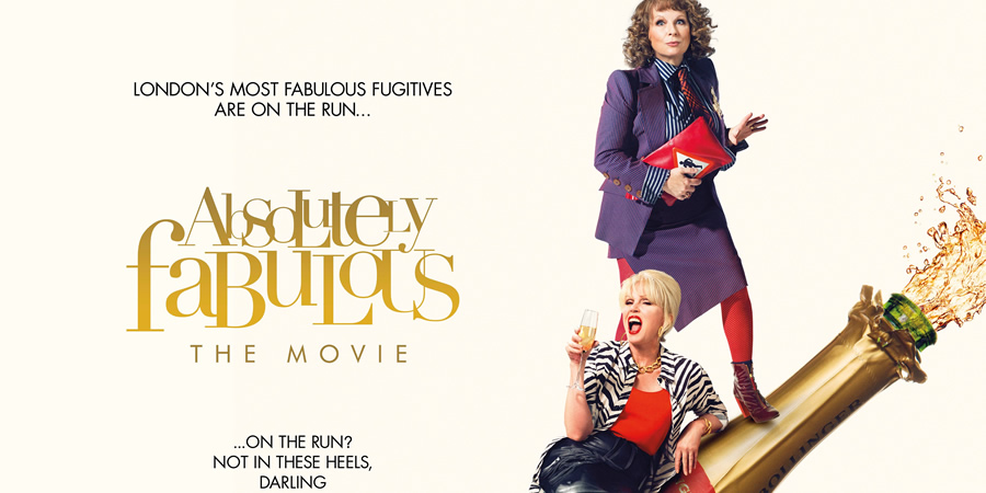 Image result for Absolutely Fabulous - The Movie