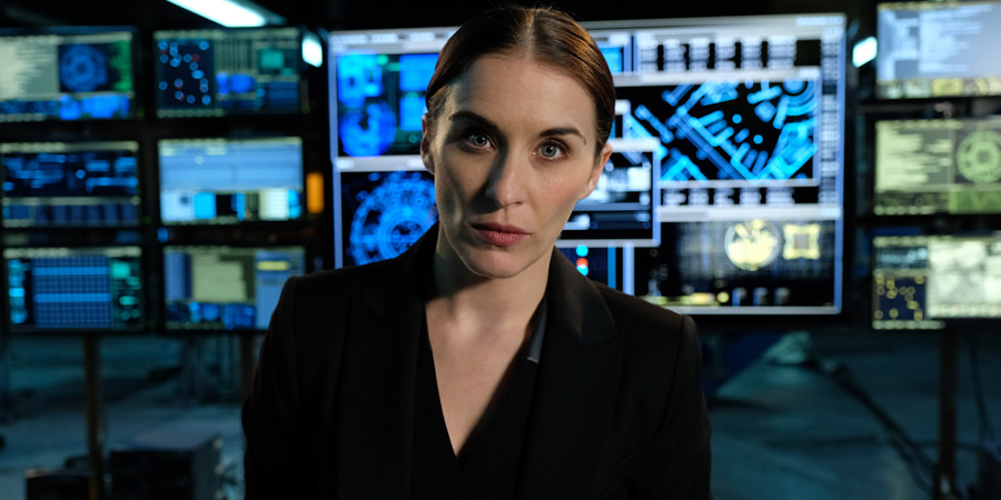 Action Team. Ruth (Vicky McClure).