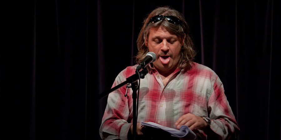 AITOM. Richard Herring. Copyright: Mat Ricardo.