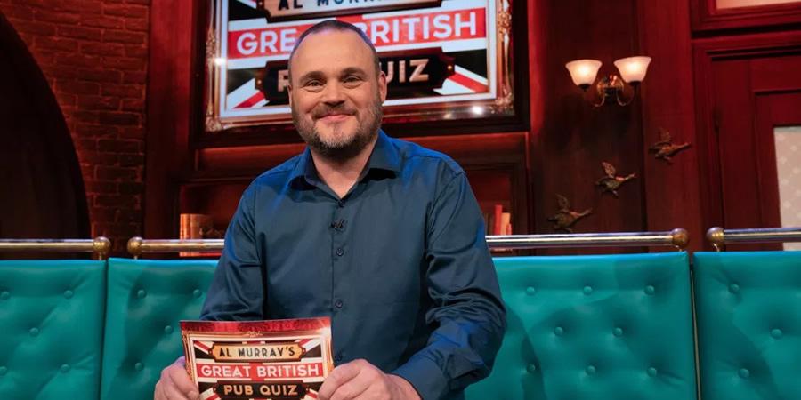Al Murray's Great British Pub Quiz - Quest Comedy - British Comedy Guide