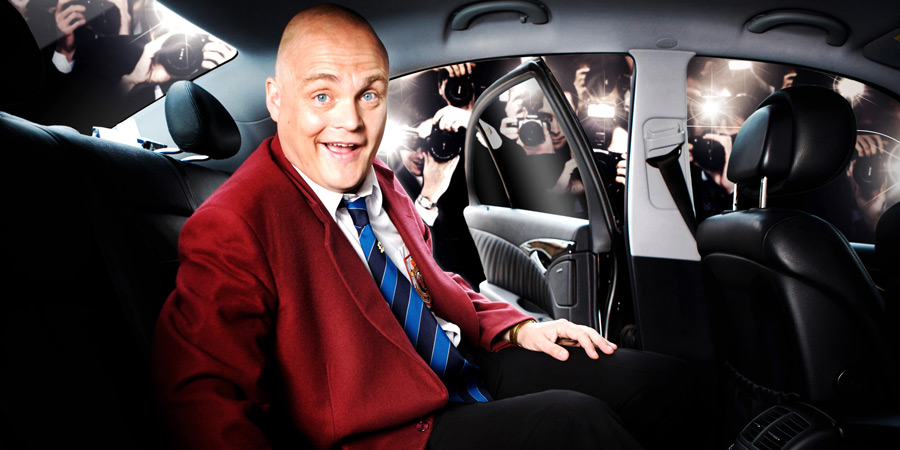 Al Murray's Happy Hour. Al Murray. Copyright: Avalon Television.