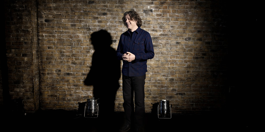 Alan Davies: As Yet Untitled. Alan Davies.