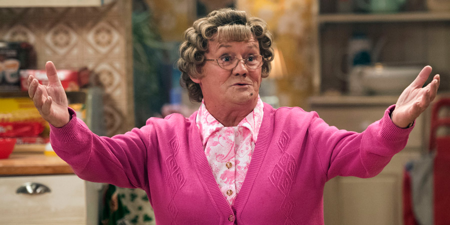 All Round To Mrs Brown's. Mrs Brown (Brendan O'Carroll).