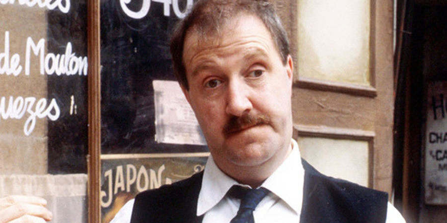 gordon kaye doctor who
