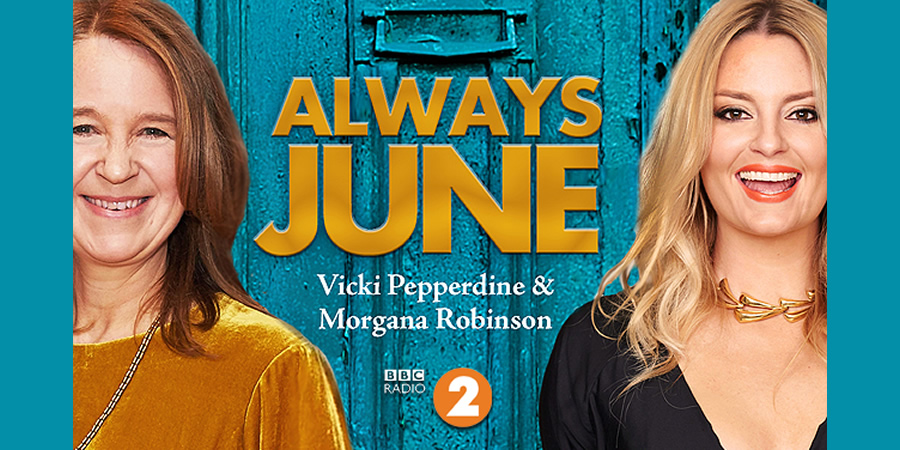 Always June. Image shows from L to R: June Pursglove (Vicki Pepperdine), Karen Buckle (Morgana Robinson).