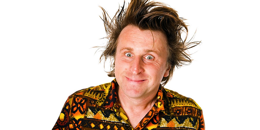 Another Case Of Milton Jones. Copyright: Pozzitive Productions.