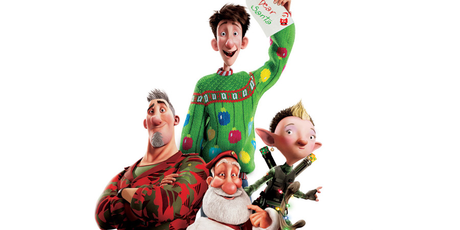 Arthur Christmas Cast And Crew Credits British Comedy Guide