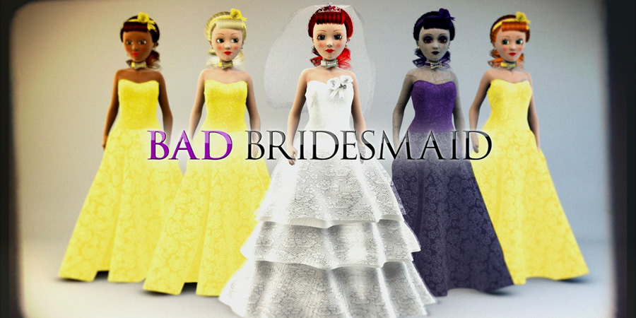 Bad Bridesmaid.