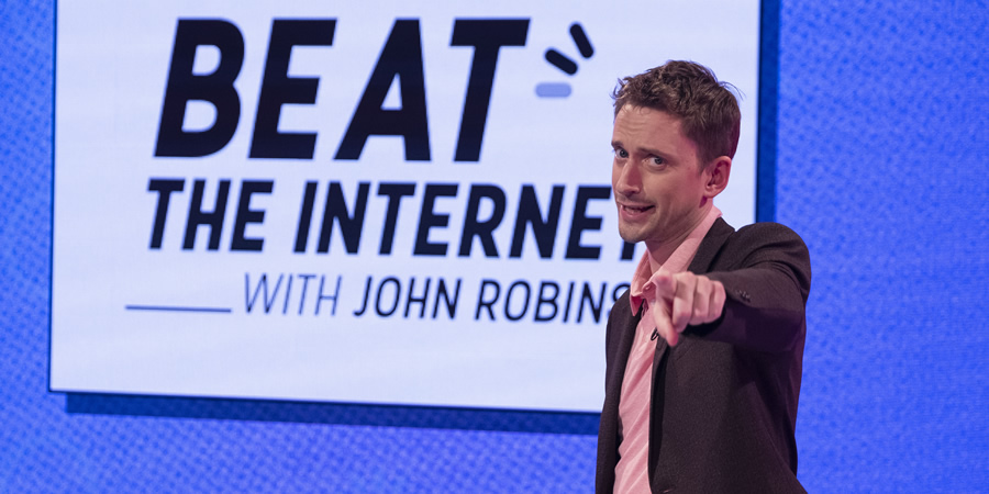 Beat The Internet With John Robins. John Robins.
