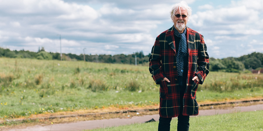 Billy Connolly: Made In Scotland. Billy Connolly.