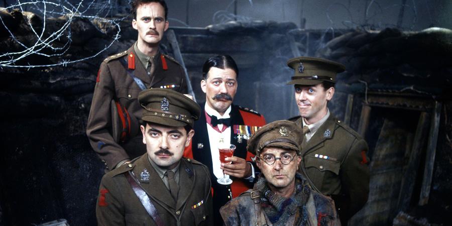 Rowan Atkinson, Hugh Laurie, Stephen Fry to reboot Blackadder