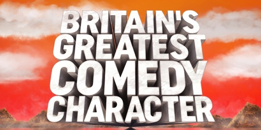Britain's Greatest Comedy Character. Copyright: Crook Productions.