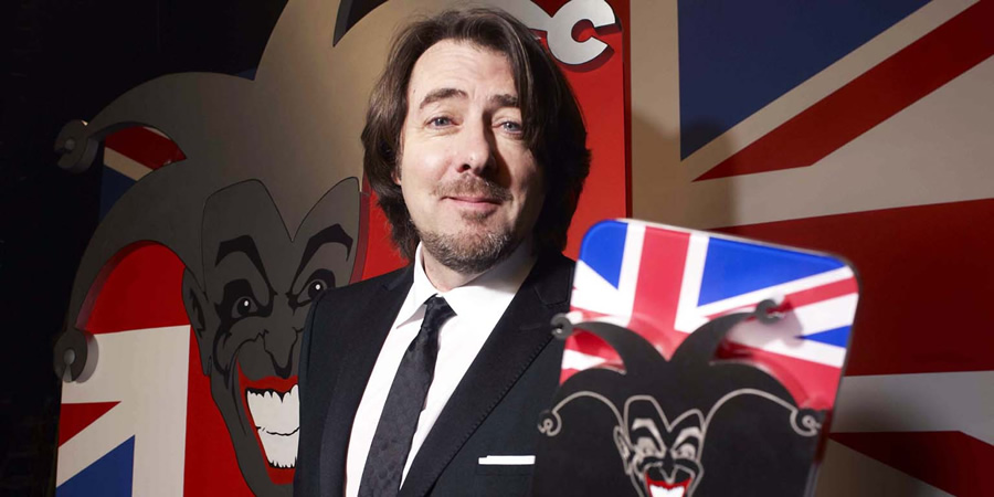 The British Comedy Awards. Jonathan Ross. Copyright: Unique Productions / CPL Productions.