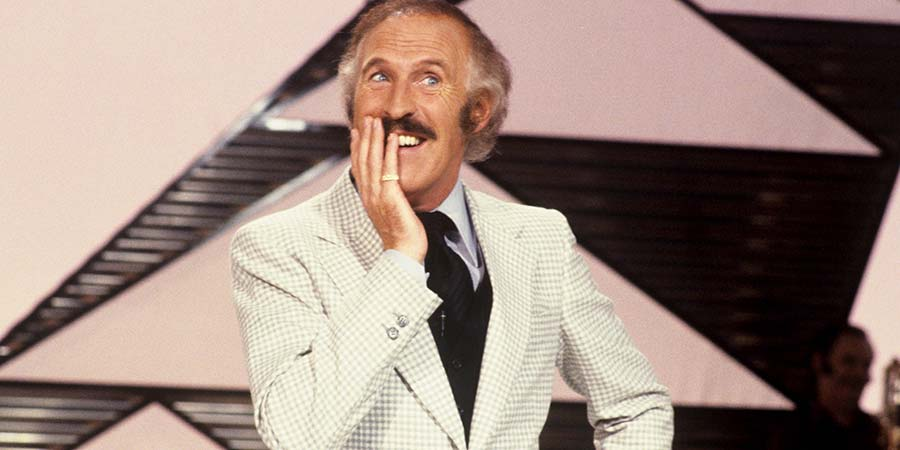 Bruce Forsyth's Big Night. Bruce Forsyth. Copyright: London Weekend Television.