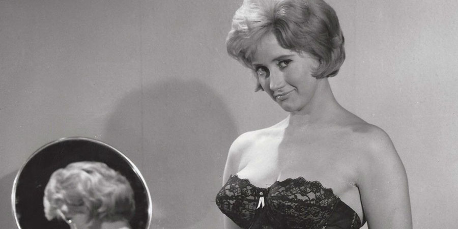 Carry On Cruising. Gladys 'Glad' Trimble (Liz Fraser). Copyright: Peter Rogers Productions.