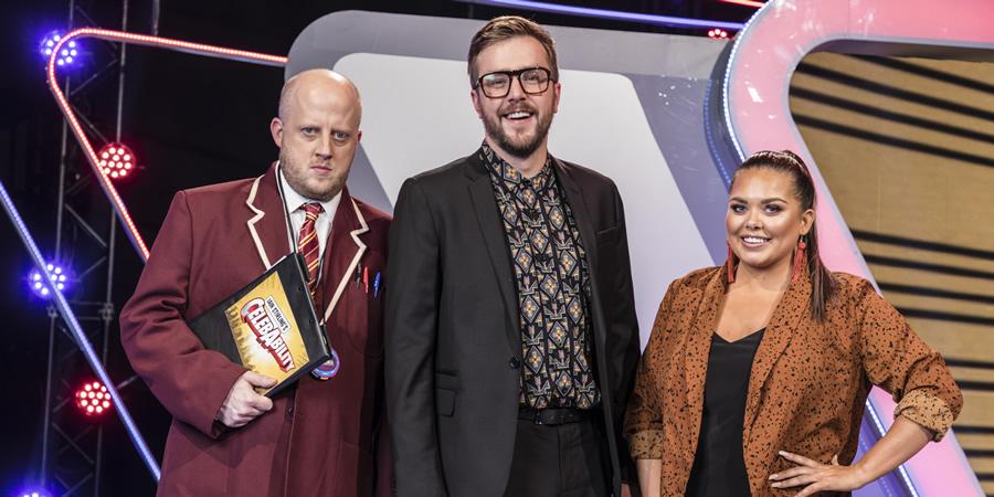 CelebAbility Series 3, Episode 1 - British Comedy Guide