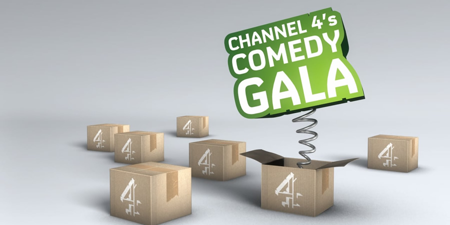 Channel 4's Comedy Gala.