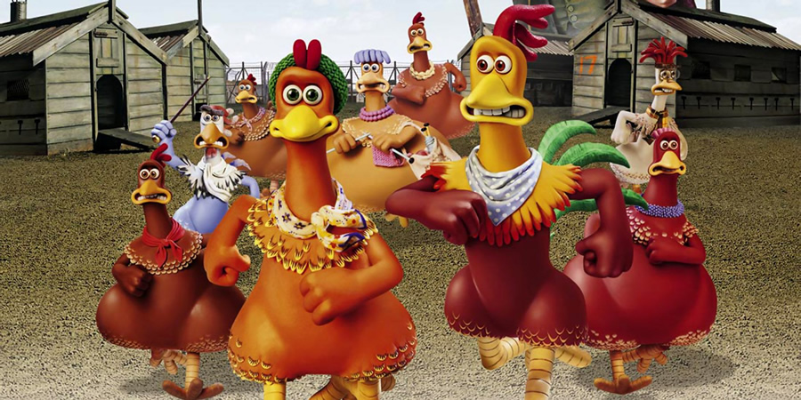 Chicken Run.