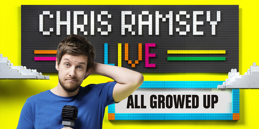 Chris Ramsey: All Growed Up. Chris Ramsey.