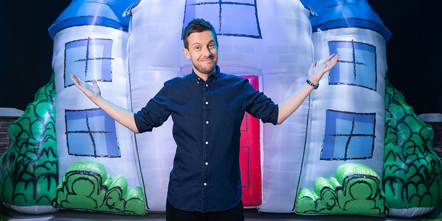 Chris Ramsey: Just Happy To Get Out Of The House. Chris Ramsey. Copyright: Avalon Television.
