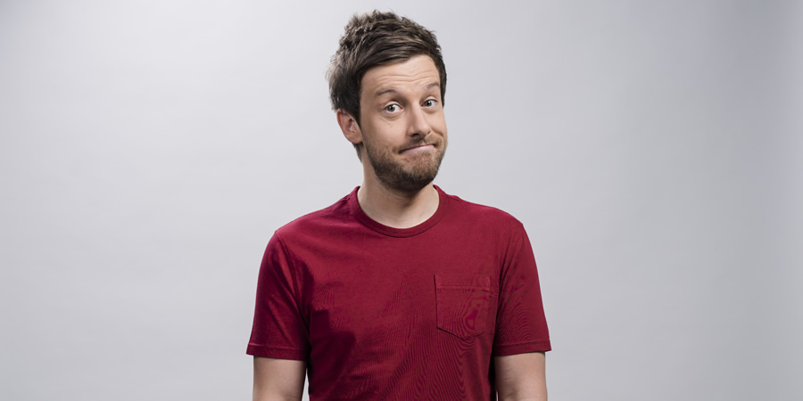 The Chris Ramsey Show. Chris Ramsey. Copyright: Avalon Television.