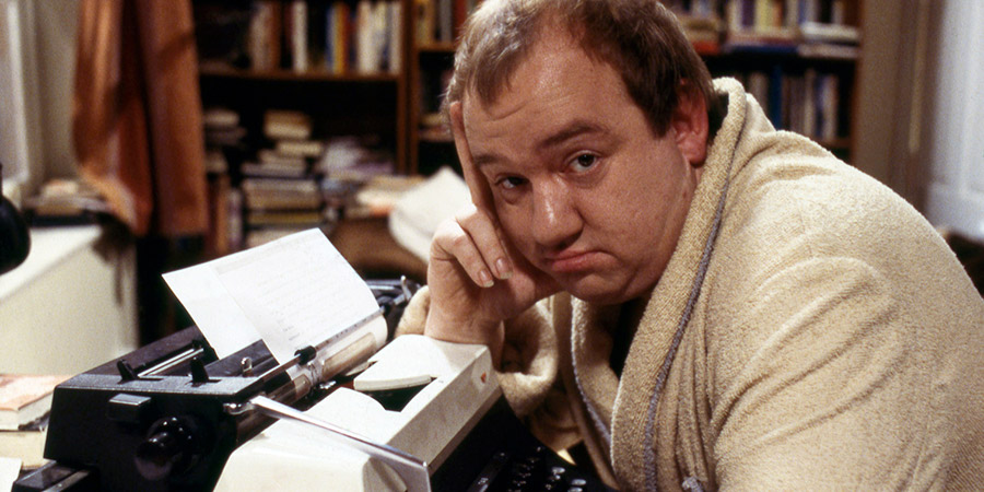 Colin's Sandwich. Colin Watkins (Mel Smith). Copyright: BBC.