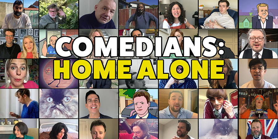 Comedians: Home Alone.