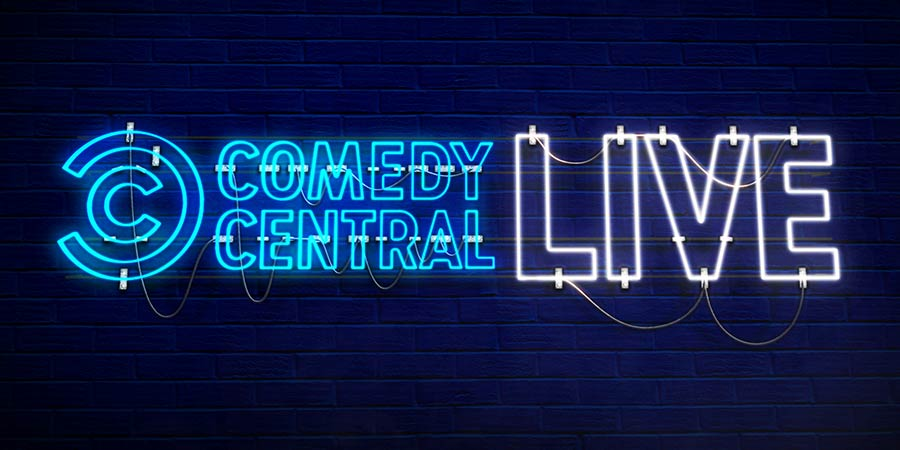 Comedy Central Live. Copyright: Comedy Central.