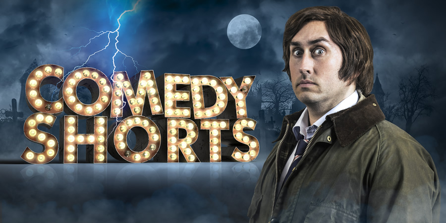 Ross Noble's Horror: The Catchment. Campbell Bruce (Ross Noble).