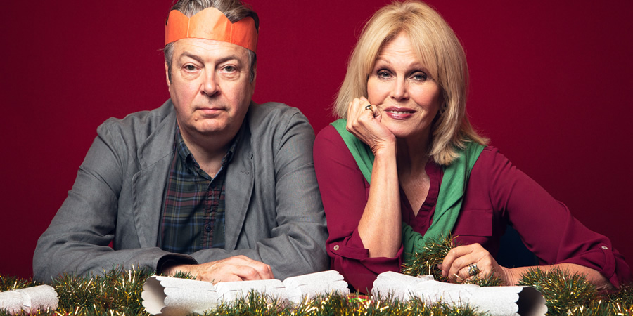 Conversations From A Long Marriage. Image shows from L to R: Roger (Roger Allam), Joanna (Joanna Lumley). Copyright: Matt Stronge.