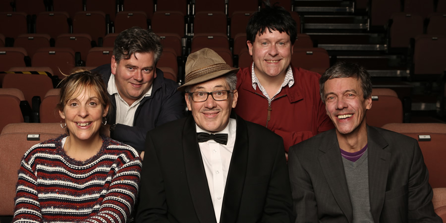 Count Arthur Strong's Radio Show!. Copyright: Andy Hollingworth.